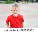 Boy Joy Emotions Face