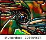 goblin glass series.... | Shutterstock . vector #306404684