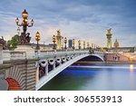 Paris. Image Of The Alexandre...