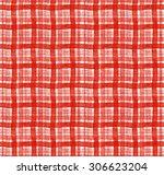 seamless checkered pattern... | Shutterstock . vector #306623204