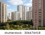 apartments | Shutterstock . vector #306676418