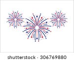 firework | Shutterstock .eps vector #306769880
