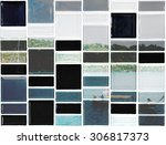 the art of nature painting on... | Shutterstock . vector #306817373