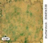 grunge scratch texture. vintage ...   Shutterstock .eps vector #306856538