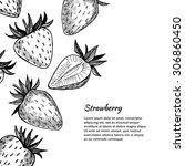 hand drawn vector illustration. ...   Shutterstock .eps vector #306860450