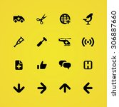 medical icons universal set for ... | Shutterstock . vector #306887660