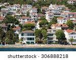 princes islands  turkey   july... | Shutterstock . vector #306888218