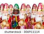Close Up Of Sinterklaas And...