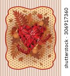 Autumn Scrapping Card In...