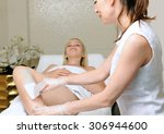 depilation   Shutterstock . vector #306944600