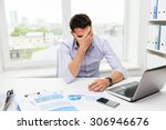 business  people  fail ...   Shutterstock . vector #306946676