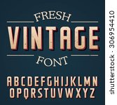 Vintage Fonts stock vectors - keyword analysis for relevant