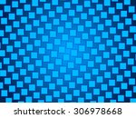 blue abstract background ... | Shutterstock . vector #306978668