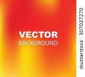 soft blurry heat abstract...   Shutterstock .eps vector #307037270