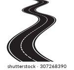 vector illustration of... | Shutterstock .eps vector #307268390