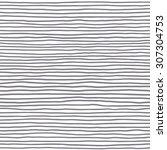 seamless vector lines. gray... | Shutterstock .eps vector #307304753