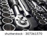 tools kit | Shutterstock . vector #307361570