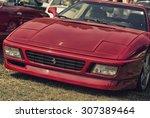 sleza  poland  august 15  2015  ... | Shutterstock . vector #307389464