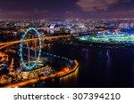 Night View Of Singapore...