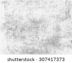grunge halftone vector... | Shutterstock .eps vector #307417373