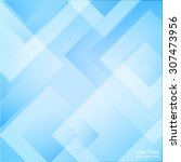 bright blue vector backdrop for ... | Shutterstock .eps vector #307473956