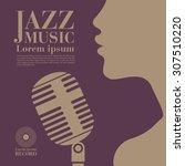 jazz | Shutterstock .eps vector #307510220
