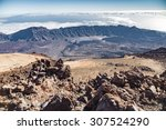 Wide Vew On The Caldera Of The...