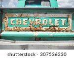 Classic Chevrolet Truck At A...