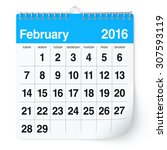 February 2016   Calendar....