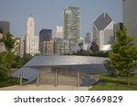 chicago il usa   july 5  public ... | Shutterstock . vector #307669829