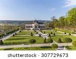 melk  austria   apr 22  2015 ... | Shutterstock . vector #307729673