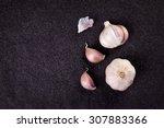 still life arrangement for... | Shutterstock . vector #307883366