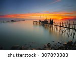 "long exposure image of ""langgai""... 