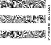 Stripes With The Zebra Texture...