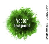 abstract  background with paint ... | Shutterstock .eps vector #308026244
