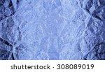 abstract beautiful blue elegant ...   Shutterstock . vector #308089019