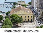 View From The Upper City In...