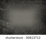 grunge metal texture | Shutterstock . vector #30813712