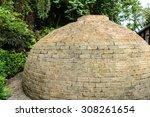 Chinese Old Brick Kiln