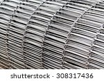 Iron Wire Fence  Stainless...