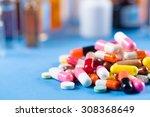 allergy. | Shutterstock . vector #308368649