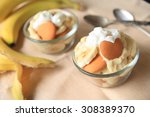 individual servings of a... | Shutterstock . vector #308389370