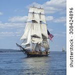 A Tall Ship Known As A...