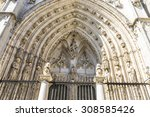 Majestic Facade Of The...