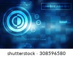 background conceptual image of... | Shutterstock . vector #308596580