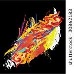 grunge design | Shutterstock .eps vector #30862183