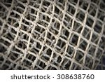 fishing net | Shutterstock . vector #308638760