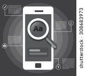 mobile wireframe app ui kit...
