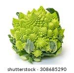 Green Fresh Romanesque...