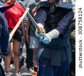 Kendo Fighters Match In...
